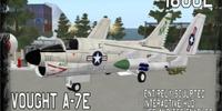 LTV A-7 Corsair II (AMOK)