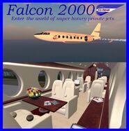 Falcon 2000 (EG Aircraft) Promo