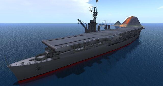 File:USS Reprisal, looking N (12.13) 001.jpg
