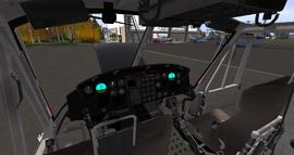 Bell 212 Twin Huey (AeroFly) 2