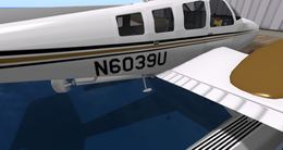 Call sign (DSA King Air)
