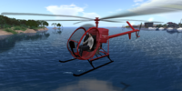 Velocity 300 Helicopter