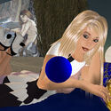 Natalia Zelmanov Blue