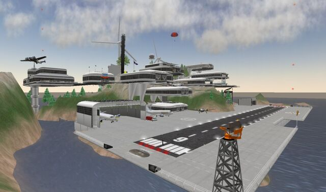 File:Aerodrome runway sw corner 2006.jpg