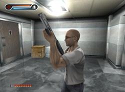 Shotgun 3rd Person