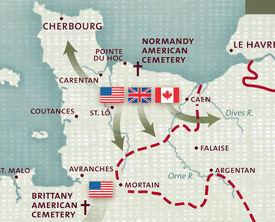 Normandy Breakout