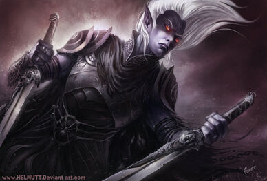 Drow by helmuttt-d3its65