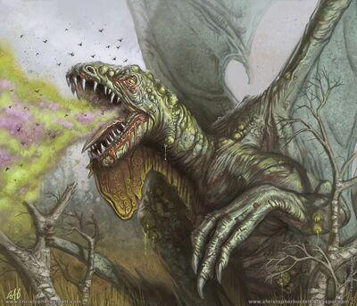 06-The-Dragons Plague-Dragon