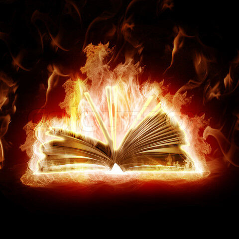 Book of Fire.