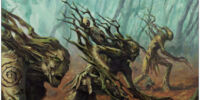 Black Forest Dryads