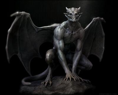 Gargoyle color