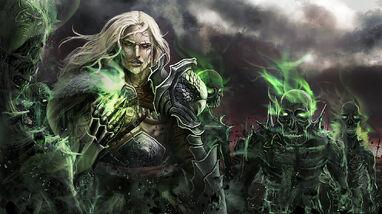 Necromancer s call by athayar-d48u2vd