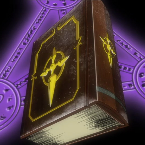 Book of Darkness.