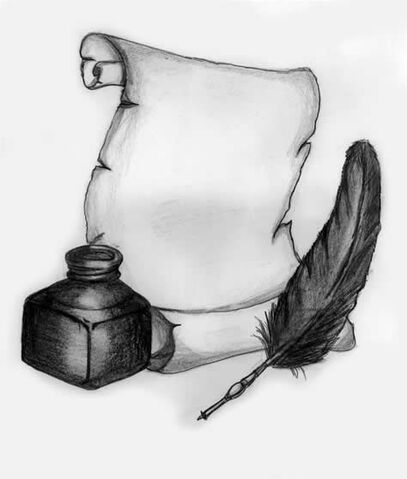 File:Quill scroll and ink by mp3designs.jpg