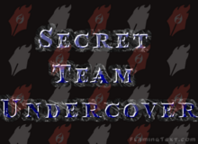 Secret Team Undercover Logo