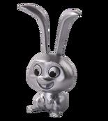 Mini silver snowball
