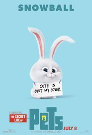 Secret Life of Pets Character Poster 1