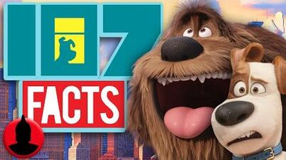 107 The Secret Life of Pets Facts - (ToonedUp 163) ChannelFrederator