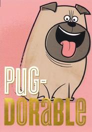 Pug-dorable