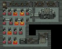 Heating Chamber Map