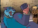 Blue tiger (272)