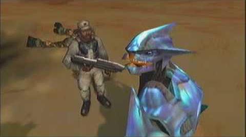 Halo Combat Evolved Legendary Ending