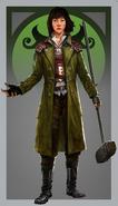 Female warlord