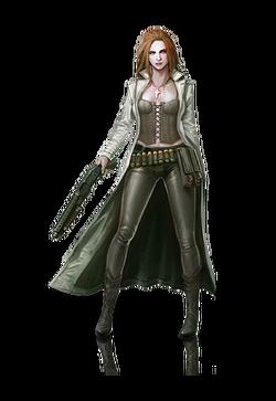 Templar puritan female