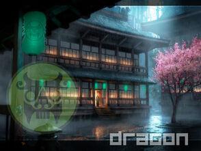 Secret world dragon HQ