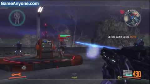 Section 8 PS3 HD - Hard - 05 - Stormfront Part 1 3
