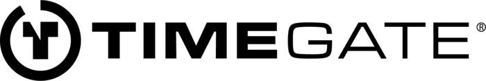 TimeGate logo landscape