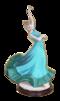 Dancer Figurine