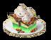 Ghostly Cake