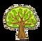 C0463 Festive Play i06 Darkwood Tree