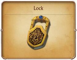 Special Access Item Lock