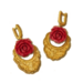 C0378 Flamenco Dance i03 Flamenco Earrings
