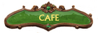 Detective Rank Name Plaque Cafe