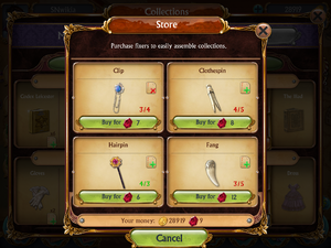 Collections buying Fixers