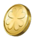 Lucky Coin Talisman