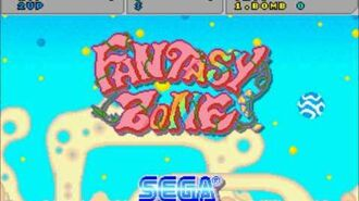 Fantasy Zone Music- Opa-Opa! (Round One)