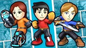 Tomodachi Life - Super Smash Bros. 3DS