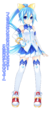 Hatsumi Sega render