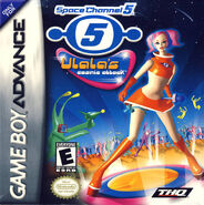 Space Channel 5 Ulala's Cosmic Attack