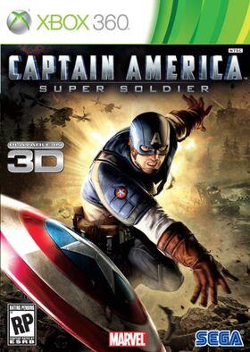 Captain America Super Solier