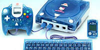Dreamcast (Hello Kitty Blue edition)