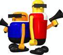 Robo & Mobo