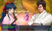 PXZ2 - Sakura and Segata