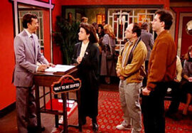Seinfeld the chinese restaurant