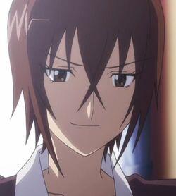 Yokoshima-sensei 1st appearance