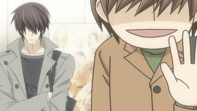 File:Ritsu suddenly alone in an elevator with Takano ep07.jpg